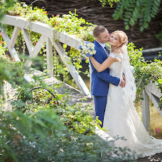Wedding photographer Olga Dvornik (LuchikOlga). Photo of 01.09.2014