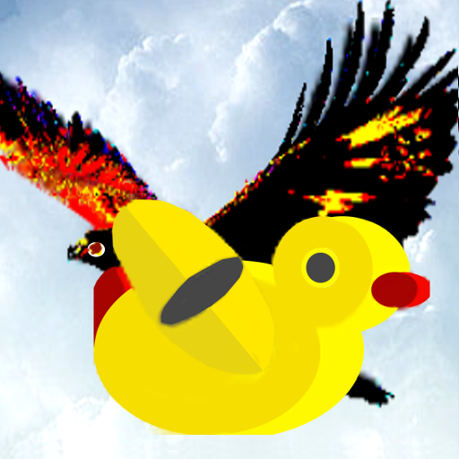街机の鳥のゲームフライ LOGO-記事Game
