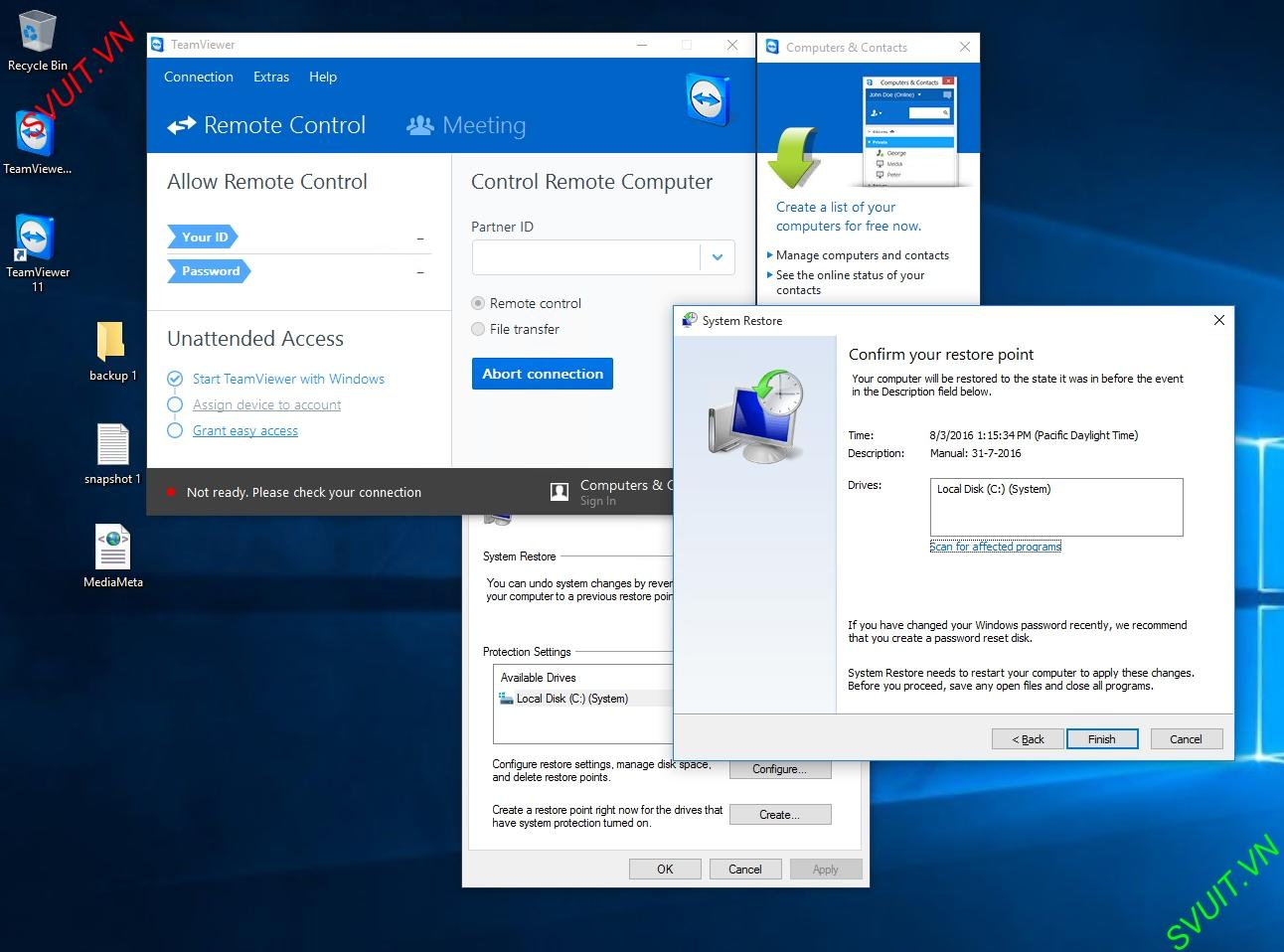 restore point windows 10 safe mode(4)