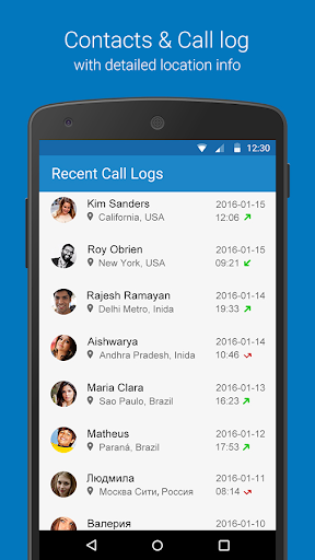 Caller ID & Number Locator  screenshots 6