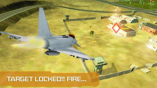 Air Force Surgical Strike War - Fighter Jet Games  screenshots 5