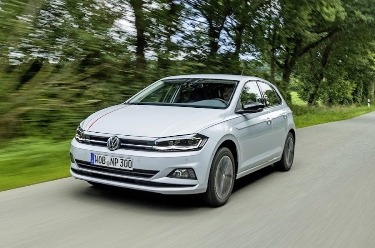 The 2018 Volkswagen Polo looks more grown up, more Golf-ish. Picture: VOLKSWAGEN