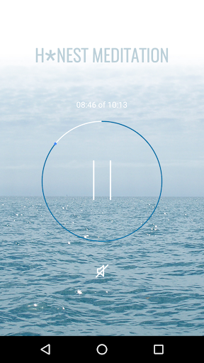 Screenshot for H*nest Meditation in United States Play Store
