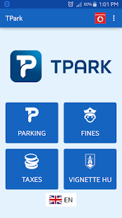 TPARK- screenshot thumbnail