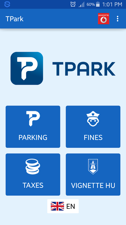 TPARK- screenshot