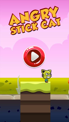 Angry Stick Cat