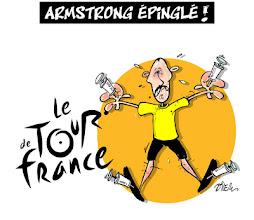 Photo: 24 octobre 2012 - Lance Armstrong perd ses titres