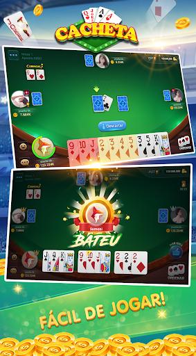Cacheta - Pife - Pif Paf - ZingPlay Jogo online filehippodl screenshot 2