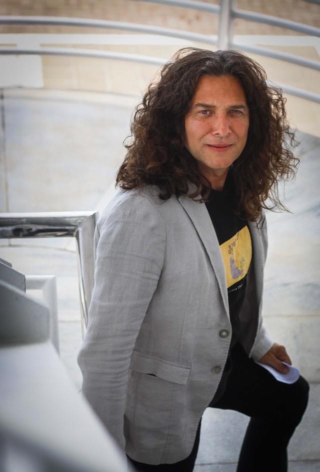 Tomatito, guitarrista.