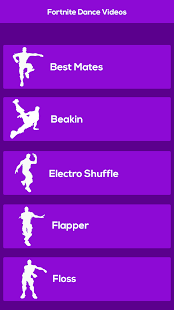 New Fortnite - Dance Emotes Videos for pc