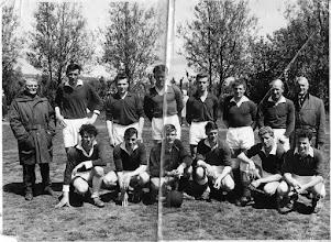 Photo: H.M.S.H. 3 kampioen seizoen 1961 - 1962
