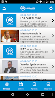 Screenshot of Populares Cantabria