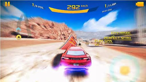 Download Guide for Asphalt 8 Airborne - Tips and Strategy