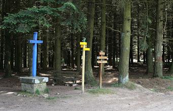 Photo: J18 : Croix Bleue