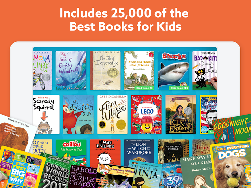 Epic! Unlimited Books for Kids screenshot