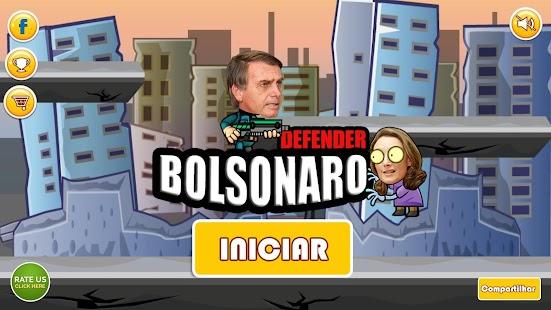Bolsonaro Defender - náhled
