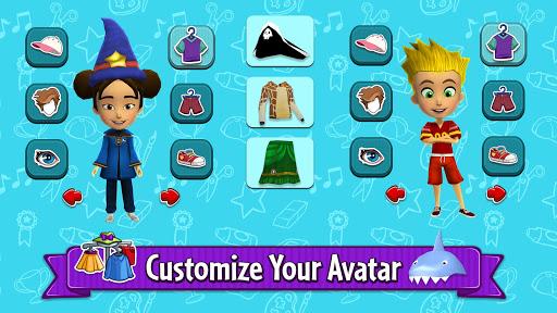 Screenshot for JumpStart Academy Kindergarten in United States Play Store