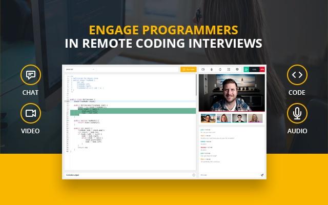 CodinGame Screen Sharing