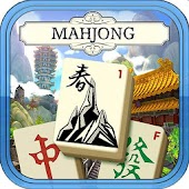 Mahjong Great Wall - Valley in the Mountains