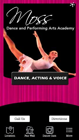 android Moss Dance Academy Screenshot 0