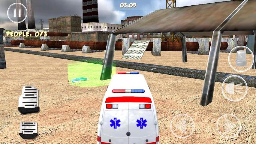 android 911 Rescue Simulator 2016 Screenshot 1