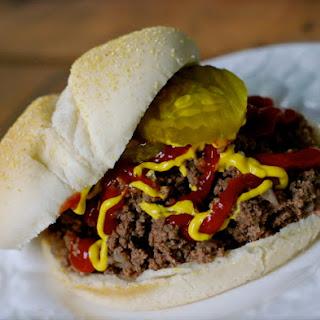 Maid Rite Sandwich {an Iowan Delicacy}