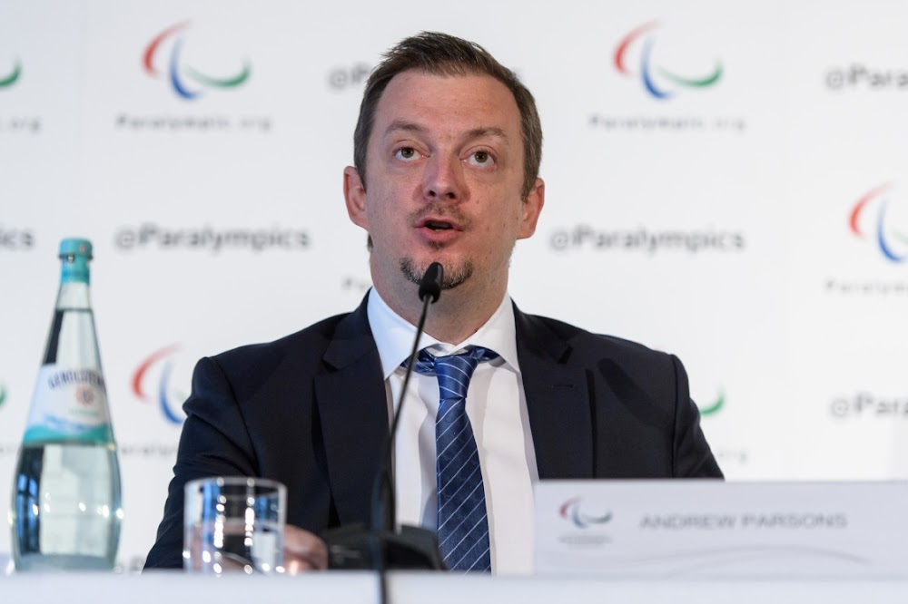 Paralympics chief 'disgusted' with Russia for letting down nation's clean athletes