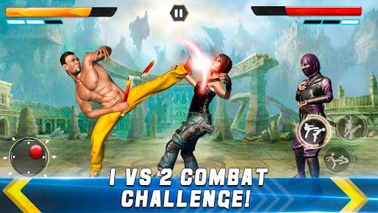 Real Superhero Kung Fu Fight Champion 4