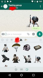 Stickers for WhatsApp - WAStickerApps APK screenshot thumbnail 5