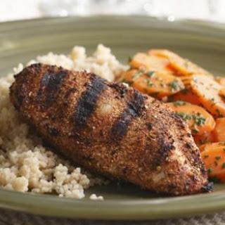 Spicy Tunisian Grilled Chicken