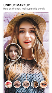 Sweet Camera - Selfie Beauty Camera, Filters Capture d'écran