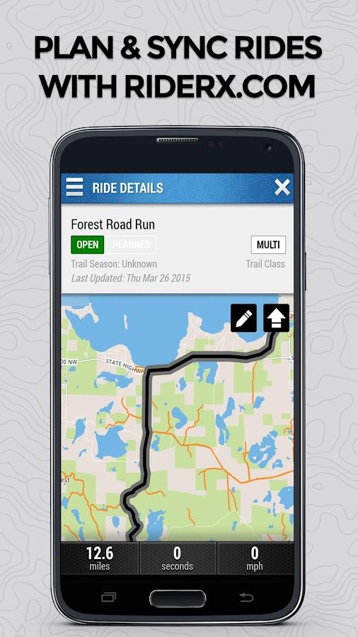 ORV Trails by RiderX- screenshot