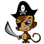 Monkey Pirate!