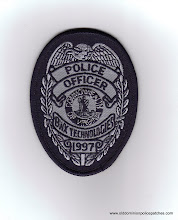 Photo: Babcock and Wilcox Technologies Police, Badge