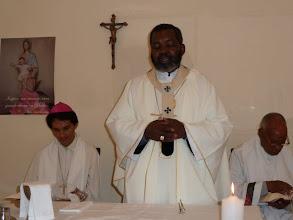 Photo: Eucaristía de inauguración: 17-1-2012