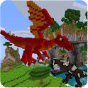 Dinosaur Dragon Craft icon