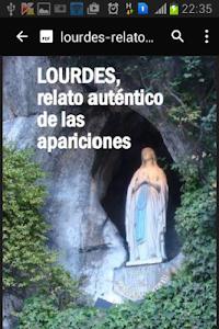 Nossa Senhora de Lourdes screenshot 3