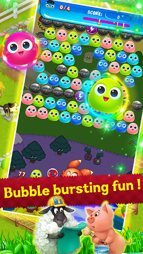 Farm Bubble Story