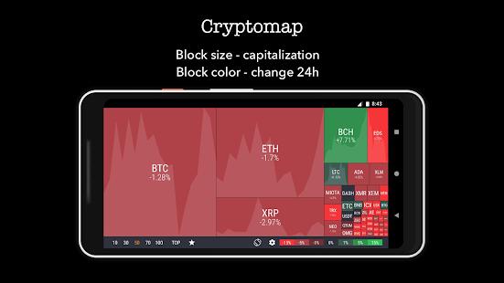 Cryptomap screenshot