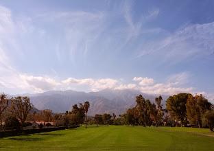Photo: Tahquitz Creek Golf Resort - Legend Course. February 2014