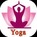 Yoga Pranayam - योगासन in hindi icon