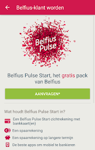 New Belfius Direct Mobile- screenshot thumbnail