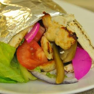 Shawarma Chicken.
