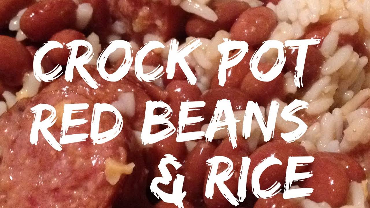 10 Best Crock Pot Red Beans Recipes Yummly