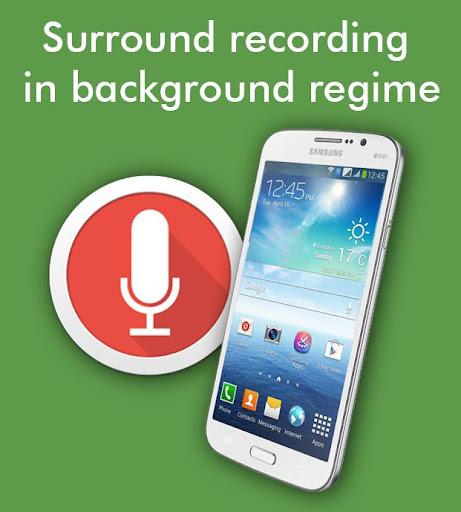 Hidden Call Recorder screenshot 2