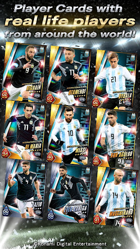 PES CARD COLLECTION 1.18.1 screenshots 2