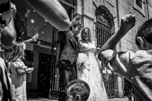 Fotógrafo de bodas Javi Calvo (javicalvo). Foto del 06.10.2017
