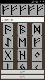 Runic Formulas - náhled