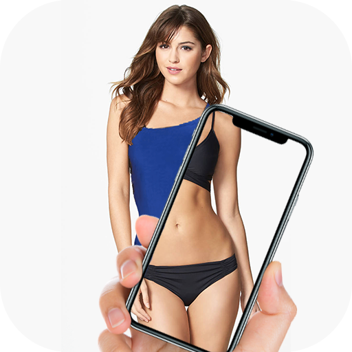 Girl Clothes Remove - Girl Cloth Scan Simulator Android APK Download Free By Smart Concept