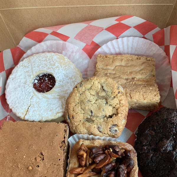 Photo from Wildflour Bakery/Cafe